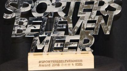 Negen gemeenten uit de regio in de prijzen op 'Sporters Beleven Meer'-awards
