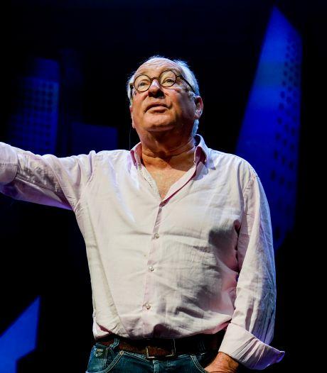 Youp van 't Hek verbaasd over felle kritiek van Diederik Ebbinge: 'Ik heb dat niet geschreven'
