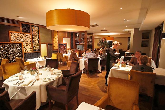 Restaurant Moerstede in Bergen op Zoom. foto : Gerard van Offeren