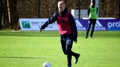 Ziektebriefje loopt af: Olivier Deschacht vandaag terug op Anderlecht?
