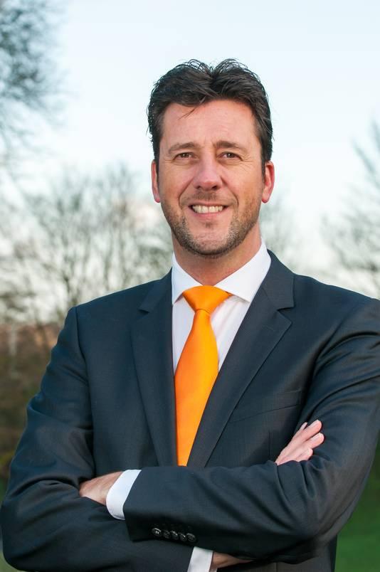 VVD-Kamerlid Hayke Veldman.
