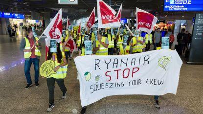 Druk op Ryanair wordt opgevoerd