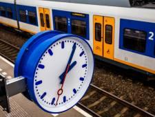 Tot 16.30 uur geen treinen tussen Breda en Tilburg door aanrijding, NS zet bussen in