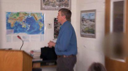 Deze leraar draagt wél al pistool om school te beschermen tegen schutters