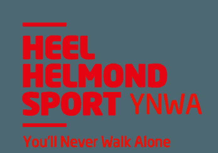 Helmond Sport gebruikt de term 'You'll Never Walk Alone' om sponsors op te peppen.