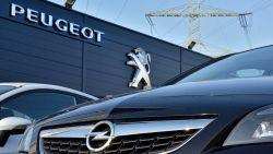 Overname Opel levert autobouwer PSA recordverkoop op in eerste kwartaal