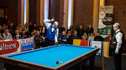 VIDEO. Eric Daelman opnieuw Belgisch Kampioen kunststoten
