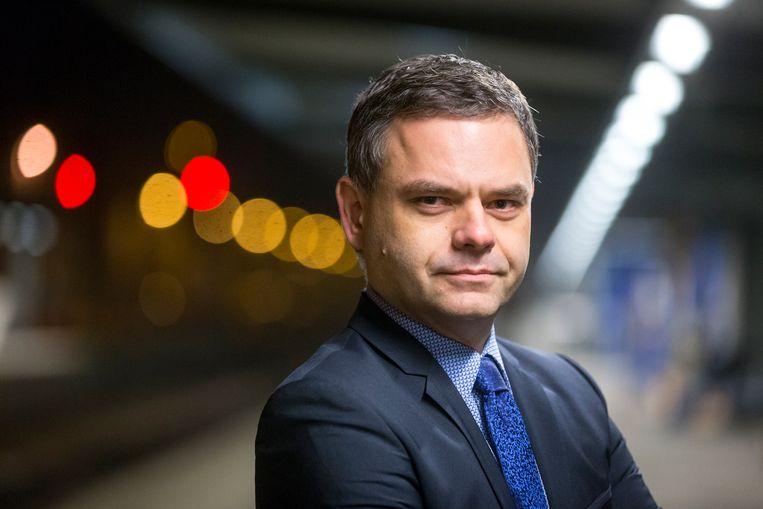 Professor Bank en Beurs aan de KU Leuven Pascal Paepen.