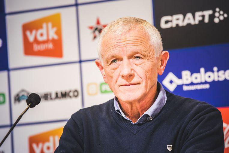 Gilbert De Groote maakt nog altijd deel uit van de scoutingscel van KAA Gent.