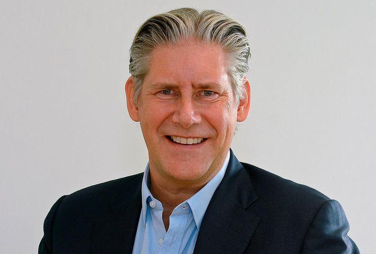 Johan Lundgren, ceo van Easyjet: 'Op de korte termijn is CO2-compensatie de maatregel met de meeste impact.' Beeld AFP