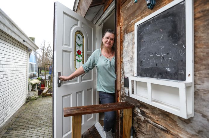 Grietje Bouw heeft een aneurysma van 4,5 centimeter in haar hoofd. 'Ik ben een wandelende tijdbom.'