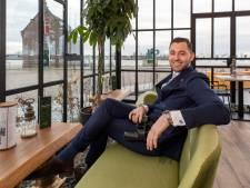 Hotel Maassluis is 'thuis' voor Floris van Vliet