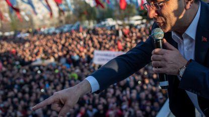 Kiescommissie benoemt oppositiekandidaat van Erdogans AKP tot burgemeester van Istanbul