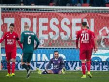 Het waren 20 mooie minuten voor FC Twente