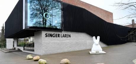 Politie krijgt tien tips over museumroof Singer Laren