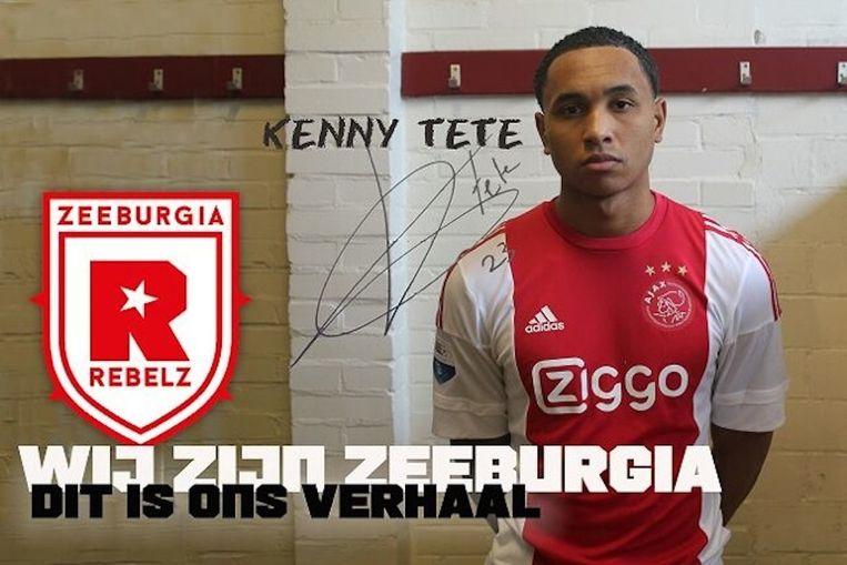 Kenny Tete Beeld Zeeburgia