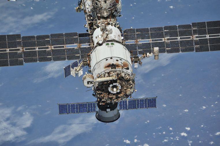 Internationaal ruimtestation (ISS)