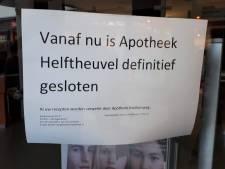 Medsen sluit apotheek Helftheuvel in Den Bosch nu al