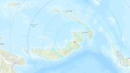 Ook Papoea-Nieuw-Guinea opgeschrikt door aardbeving
