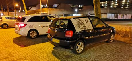 En dat is 30: weer een auto vernield op parkeerplaats in Ede