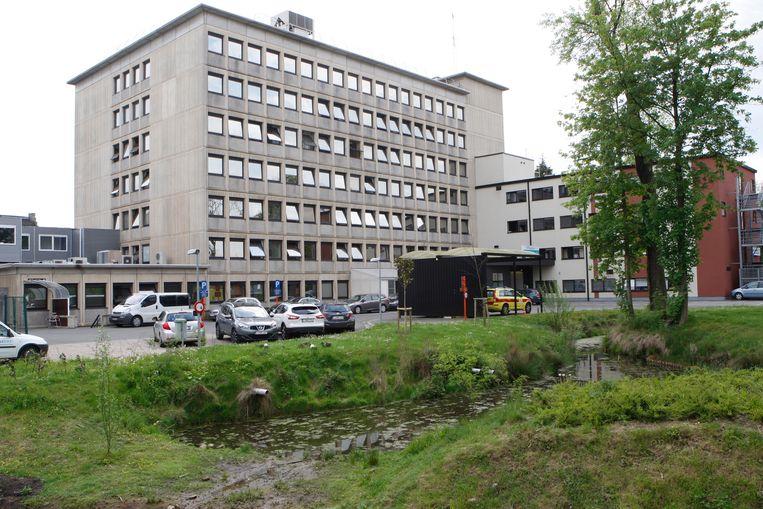 De nieuwe campus komt op de Verversgracht achter het huidige ziekenhuis.