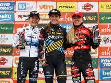 Yara Kastelijn tweede in veldrit Kruibeke