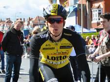 Giro niet in gevaar voor Kruijswijk na valpartij