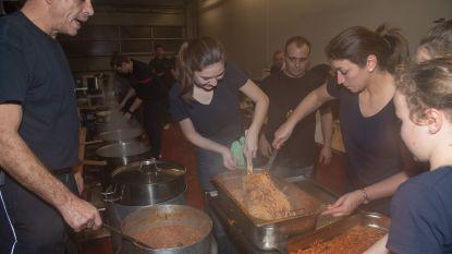 'Pasta for Live' heeft 7.108 euro opgebracht