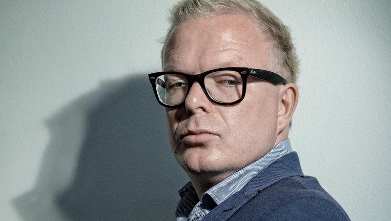 Jan Roos: 'Ik verwacht meer dan twee zetels.' Beeld Patrick Post