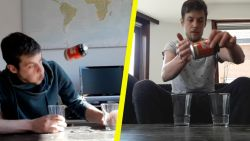 CAN you do it? Emiel laat je de wetenschap achter de can-hop-challenge zien