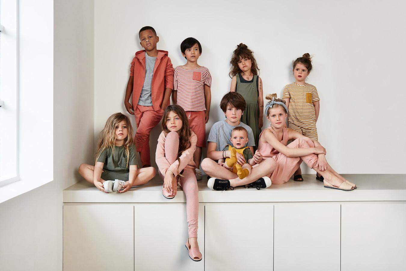 Gray Label maakt comfortabele en minimalistische kleding voor kinderen van 0 tot 10 jaar.