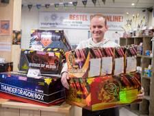 Vuurwerkshow van Stefan uit Holten gaat viraal op internet