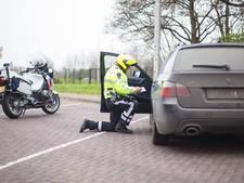 Bodegraafse bestuurder met drugs op aangehouden