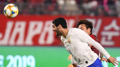 Football Talk. Fellaini wint Belgisch onderonsje tegen Dembélé - Carrasco geeft assist bij Dalian Yifang