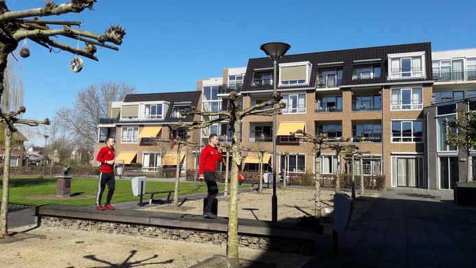Gymmen op afstand bij De Leyenstein in Kerkdriel krijgt een vervolg op meer plekken in de Bommelerwaard.