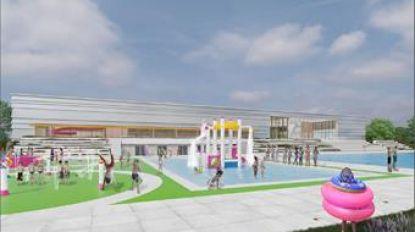 Vernieuwde buitenbaden Den Uyt vanaf zondag open voor publiek