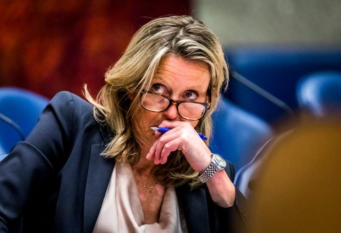Minister Kajsa Ollongren van Binnenlandse Zaken wil iets doen aan de manier waarop de studieschuld van invloed is op hypotheken.