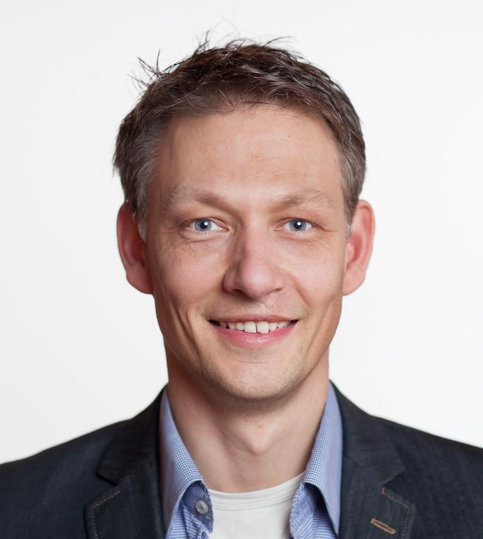 Michiel van Willigen, raadslid ChristenUnie Zwolle