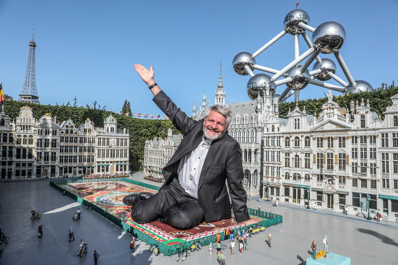 Thierry Meeus, directeur de Mini-Europe.