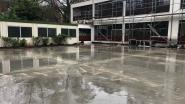 Werken aan tijdelijk asielcentrum hervat: mogelijk opening in mei