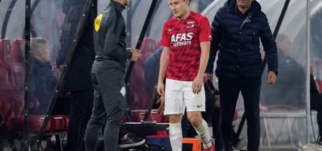 AZ niet akkoord met twee duels schorsing voor Svensson