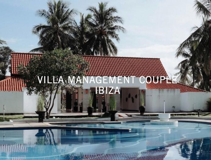 De villa waar je zal vertoeven.