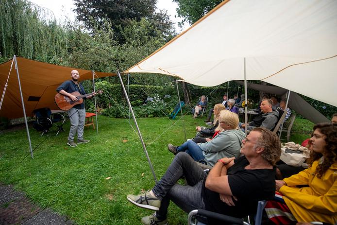Garden Songs in Diepenheim.