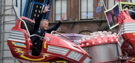 Toch een rondje in de botsauto's en zelfs een reuzenrad, Zutphen verplaatst de kermis deze zomer