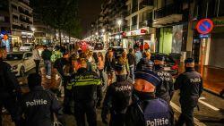 """Maatregelen in Knokke-Heist blijven voorlopig uit na rustige nacht: """"Kunnen dergelijke politiemacht wel geen weken blijven aanhouden"""""""