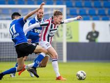 Willem II klopt FC Den Bosch in oefenduel