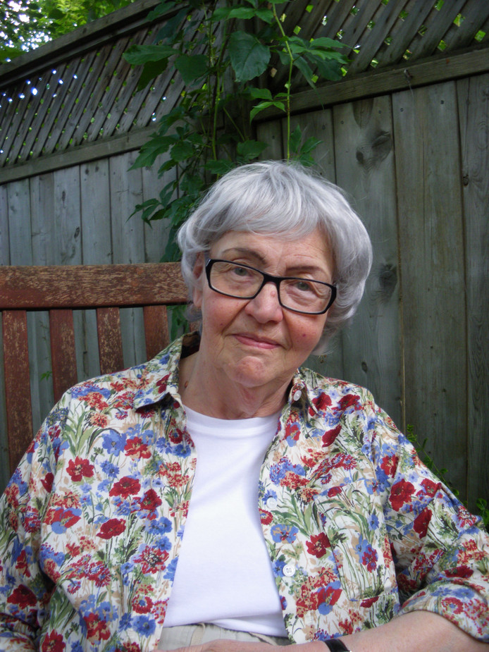 schrijfster Marianne Brandis