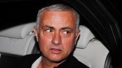 José Mourinho spreekt voor het eerst sinds ontslag bij Man United