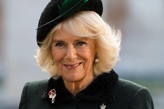 De hertogin van Cornwall.