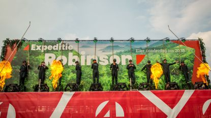 LIVE. Deelnemers 'Expeditie Robinson: De Ultieme Countdown' verbreken wereldrecord
